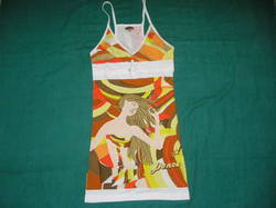 Cotton Girls Printed Dress