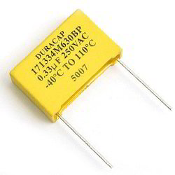 Polyester Capacitors