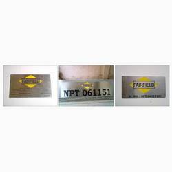 Etching Plates - 10