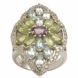 Big Sterling Silver Ring