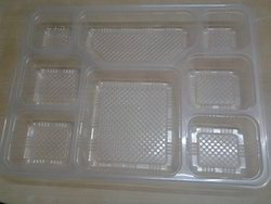 8 Portion Meal Tray