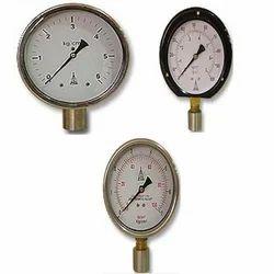 Bourdon Type Pressure Vacuum and Compound Gauge