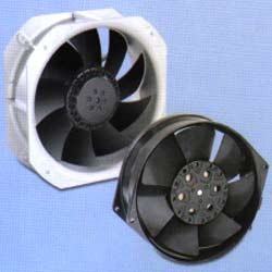 Metal Compact Fans