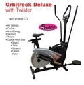 Orbitreck Deluxe with Twister