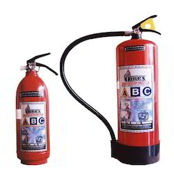 Multipurpose Dry Powder Stored Pressure Fire Extinguisher