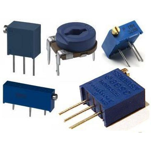 trimpot variable resistors at rs 20 piece electronic components rh indiamart com variable resistor switch explained variable resistors available to the engineers