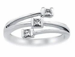 Hamesha Princess Diamond Ring