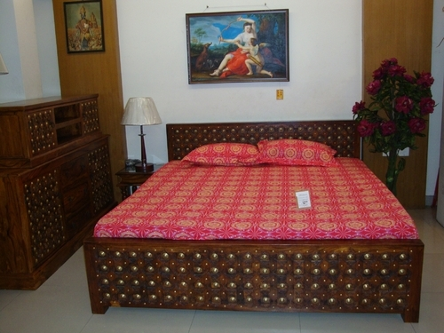 . solid Woode Beds   Solid Wood Bed Wholesale Supplier from Bengaluru
