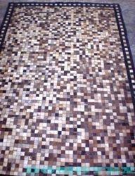 Hairon Leather Carpet
