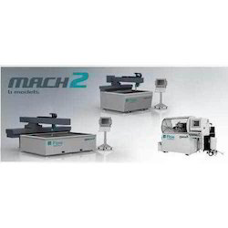 Mach 2B Waterjet Model