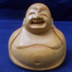 Wooden Buddhas Paper Weight