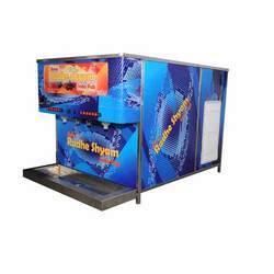 Soda Shop Dispenser Machine