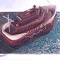 Titanic - The Designer Cake