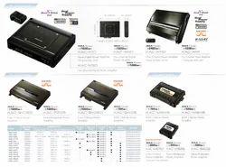 Kenwood Car Audio System