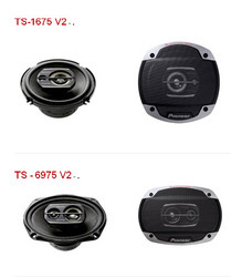 Pioneer Car Speakers