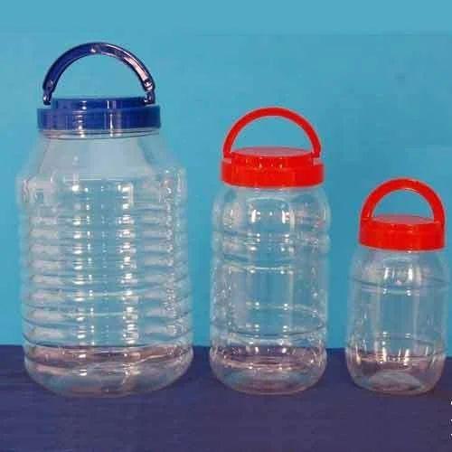 Plastic Storage Jars & Plastic Storage Jars | City Pet Bottles | Manufacturer Wholesaler ...