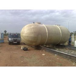 FRP Molded Tanks