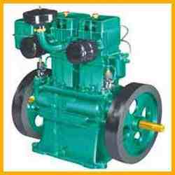 Diesel Engine 12 To 20 HP (Lister type)