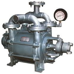 High Capacity Low Vacuum Pumps