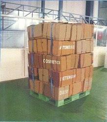 Nilkamal Injection Molded Plastic Pallets