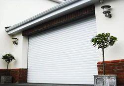Top Rolling Multipanel Garage Doors