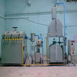 Vacuum Oil Impregnation Plant, 50 liters - 5000 liters