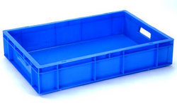 GCH-604120 Blue Plastic Crates