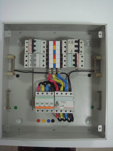 Mcb Distribution Boards Mcb Board Mcb Distribution Box Mcb Db Box एमस ब ड स ट र ब य शन ब र ड In Vadapalani Chennai Harold Industries Private Limited Id 1902616748