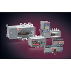63-630a Three Phase ABB Change Over Switch, For Industrial, 415 V