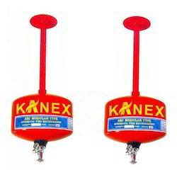 Modular Ceiling Mounted Fire Extinguishers