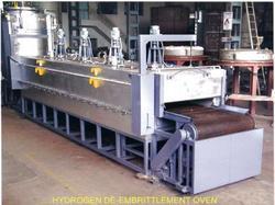 Hydrogen De Embrittlement Oven