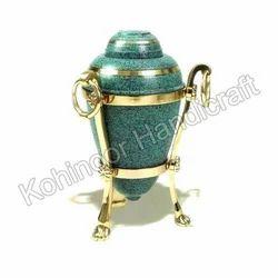 Designer Brass Ash Urns