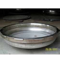 Autoclave Dished End