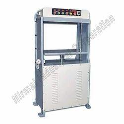 Mechanical Motorised Hydraulic Single Sided Book Press Machine, Automation Grade: Semi-Automatic