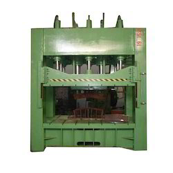 Semi Automatic Deep Drawing Press