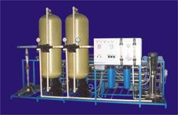 Industrial Reverse Osmosis Water Plants