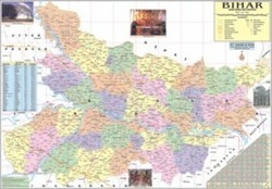 Bihar For Political State Map