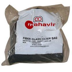 Non Woven Fiber Glass Filter Bags