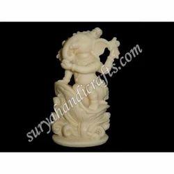 Bone Kamal Sitting Ganesha
