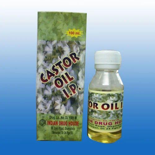 Castor Oil, अरंडी का तेल at Rs 23 /approx   Castor Oil