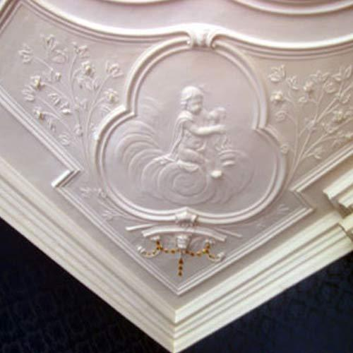 Plaster Of Paris Ceiling Work