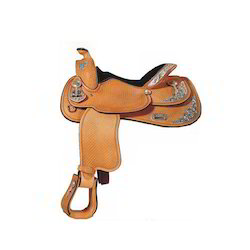 Plain Jumping Saddle