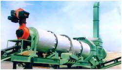 Hot Asphalt Drum Mix Plant