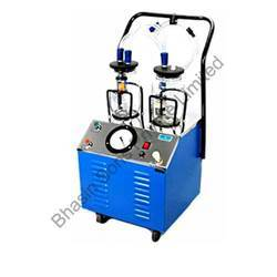 MTP Suction Machine