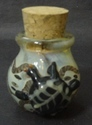 Turtle Glass Jar