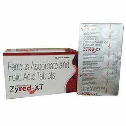 Ferrous Ascorbate 150 Mg Capsule