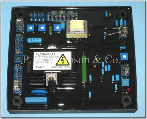 equivalent avr for stamord sx 440 500x500 avr manufacturer from kolkata sx440 avr wiring diagram at crackthecode.co