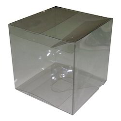 PET Transparent Boxes