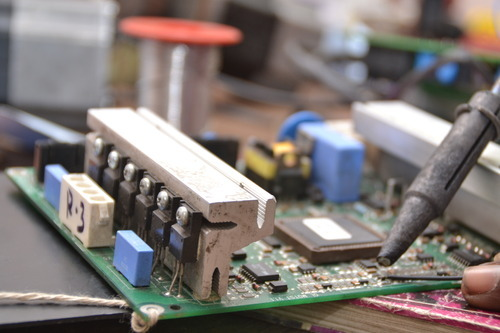 Electrical & Electronic Goods Repair - Electronic Goods
