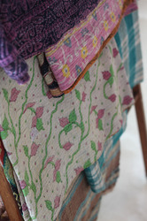 Old Kantha Quilts